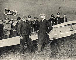 Louis Bleriot - Channel flight
